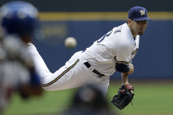 Shaun Marcum could be one of the steals of the winter.