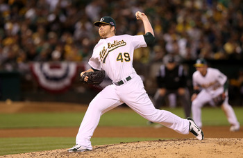 Anderson must pitch like an ace for the A's.