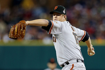Matt Cain keeps getting better.
