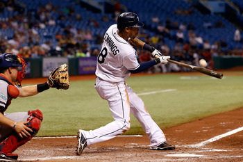 Jennings looks to show Rays fans that he's not another BJ Upton.