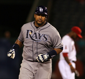 The Rays will be happy if they can get the same type of season out of Molina that they had last year.