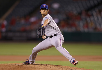 Yu Darvish could become one of the best pitchers in fantasy baseball.