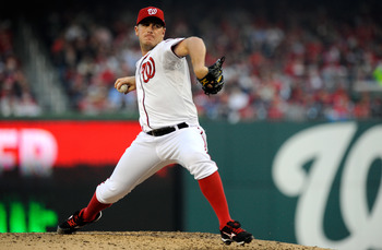Jordan Zimmermann is the forgotten man in Washington.