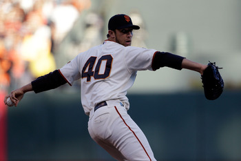 At 23, Madison Bumgarner is already a sturdy ace.