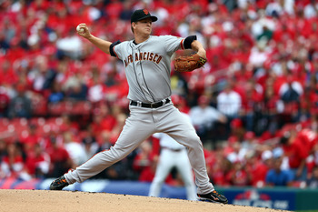 Matt Cain is one of the safest pitchers to bet on.