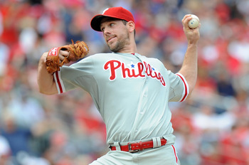 Cliff Lee's low win total means nothing going into 2013.