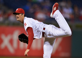 Cole Hamels now might be the Phillies' ace.