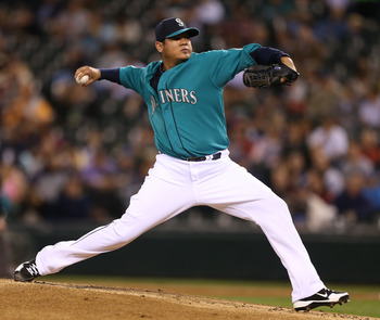 Felix Hernandez is annually the lone bright spot on Seattle.