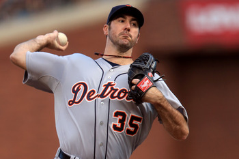 Justin Verlander might cost a first-round pick this year.