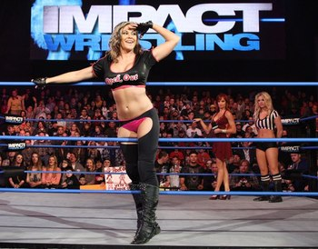 Photo Credit: Lee South/Impact Wrestling