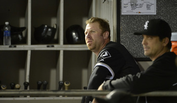Adam Dunn looks like he will be playing a bit more first base in 2013.