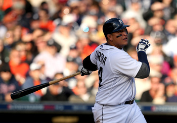 After winning the Triple Crown, is it any surprise that Miggy is your best option at the hot corner?