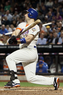 The David Wright roller coaster ride seems destined to continue in 2013