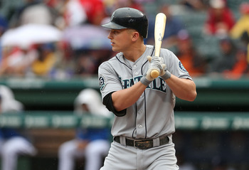 Kyle Seager may be one of the prime beneficiaries of the smaller outfield at Safeco Field
