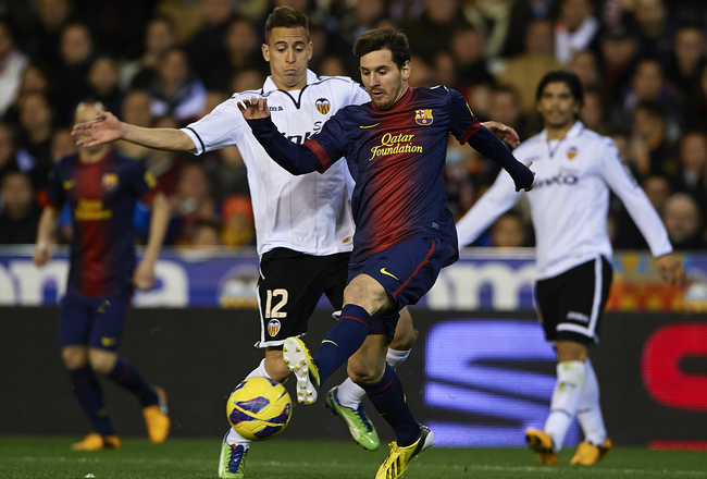 FC Barcelona vs Valencia Preview