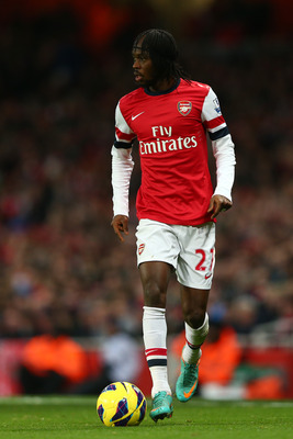 Gervinho has failed to live up to his billing at Arsenal.