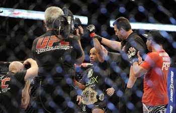 Demetrious Johnson remains the top dog in the flyweight division.