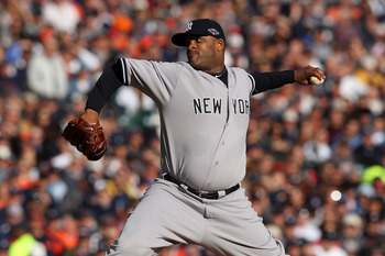 CC Sabathia can become a valuable trading piece but his high salary makes him hard to move.