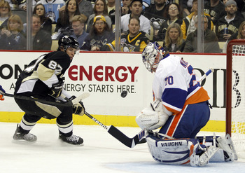 Sidney Crosby and the Penguins are heating up. Look out in the East.