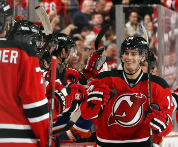 Adam Henrique is back but the Devils haven't adjusted—yet.