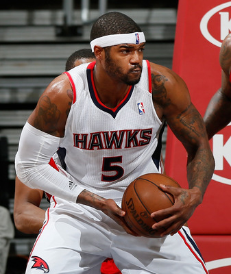 Josh Smith's days as a Hawk may be numbered.