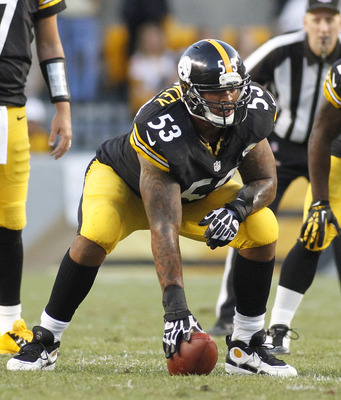 Maurkice Pouncey is firmly entrenched as the starter at center. However, the Steelers could find an upgrade at backup center.