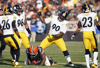 Steve McLendon will bring a different set of skills to the nose tackle position than what Casey Hampton brought.