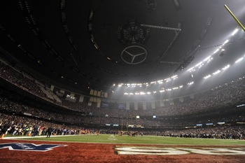 The lights went out in Super Bowl XLVII, but the show rolled on after an extensive delay.