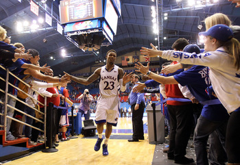 McLemore and Kansas have been exciting this season