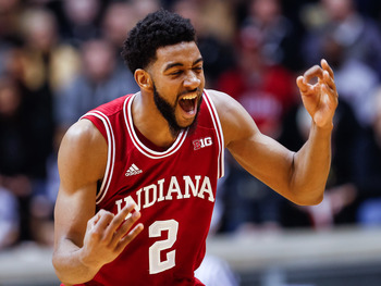 The Hoosiers are back to elite status this season