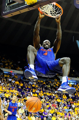 Patric Young and the Gators have been hot as of late