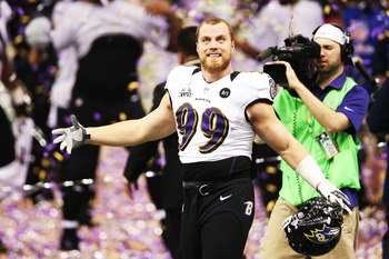 Paul Kruger is headed for free agency, but the Ravens cannot afford to lose him.