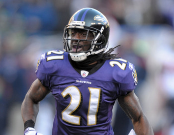 Lardarius Webb is one of a few players who will come back from injury in 2013.