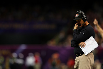 "Harbaugh will be left to ponder the ""what-ifs"" all offseason."