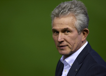Jupp Heynckes has guided Bayern Munich to a 12-point lead in the Bundesliga.