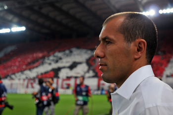Leonardo Jardim was sacked as Olympiacos coach last month despite the club being 10 points clear at the top of the Greek Super League.