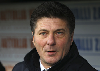 Walter Mazzari has restored Napoli to form in recent weeks.