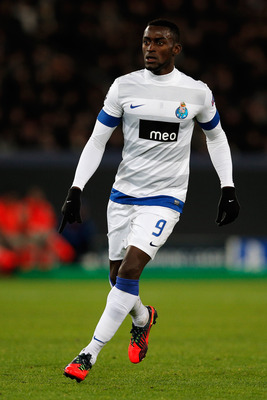 Jackson Martinez has been a key man for FC Porto this season.