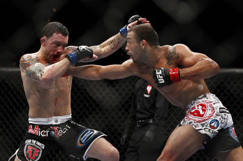 Jose Aldo and Frankie Edgar - Esther Lin/MMAFighting