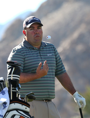 Kevin Stadler played well in Phoenix.