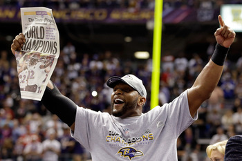 Anybody got love for a retiring Super Bowl champion with a one-way ticket to Canton?