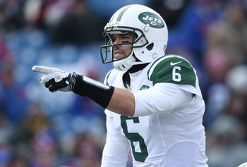 Mark Sanchez has ascended to NFL stardom, often for the wrong reasons.