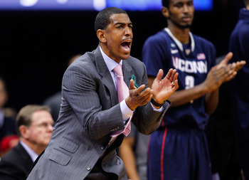 Kevin Ollie hopes to build something special at UConn.