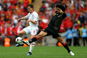 Belgium's Marouane Fellaini can dominate in Brazil