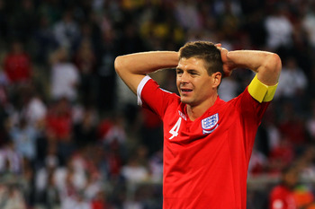 Can Steven Gerrard lead England to glory at his last World Cup?