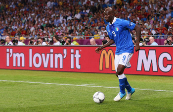 Mario Balotelli - genius, madman, talented footballer