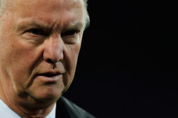 Will Louis van Gaal be able to deliver success for the Dutch?