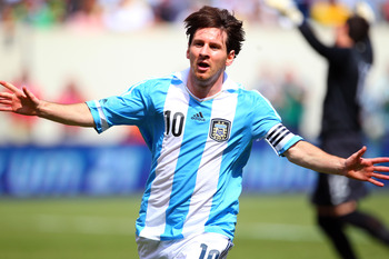 Will 2014 be the year when Messi lifts the World Cup aloft?