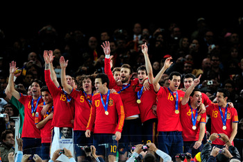 Will the Spanish retain their World Cup crown in 2014?