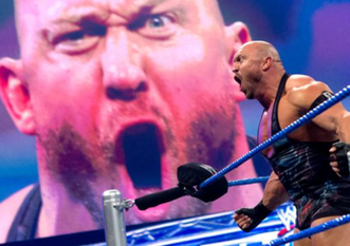 Ryback is the future top Superstar in WWE. (photo credit: wwe.com)